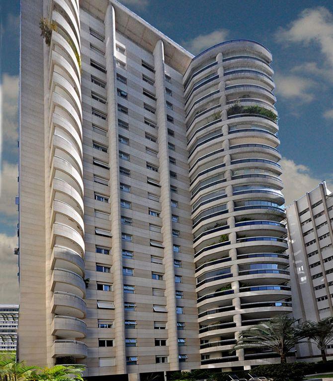 Edifício Residencial Marambaia